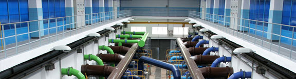 Water Treatment - Waste Water Treatment